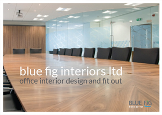 Blue Fig Interiors Brochure